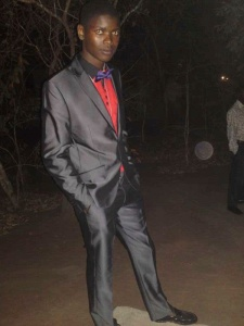 Menzi in his suit