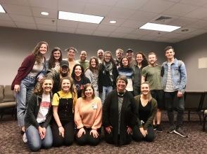 Meeting the Bethel team to SA
